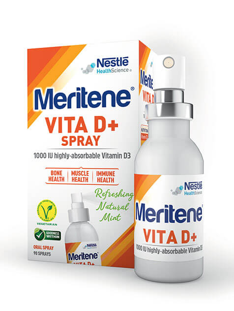 Meritene Vita D+ Spray